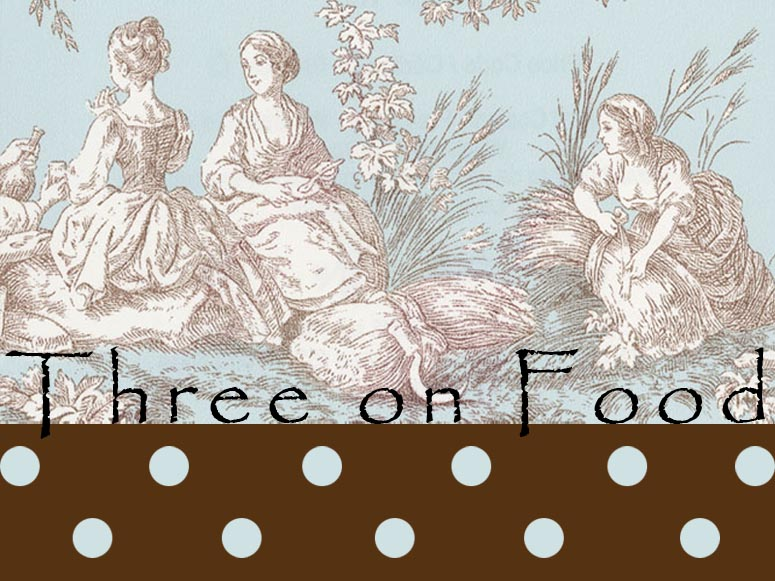 Three on Food