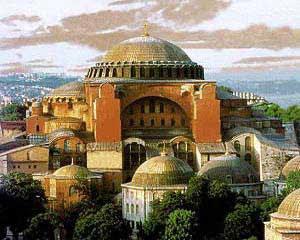 Λαική Σοφία Konstantinopel