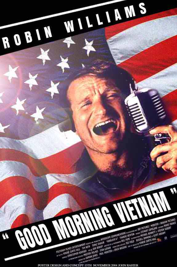Good Morning Vietnam Common Sense : Entertainment movie reviews good morning vietnam