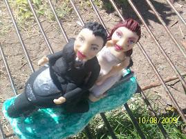 Boda Rayco y Aleida