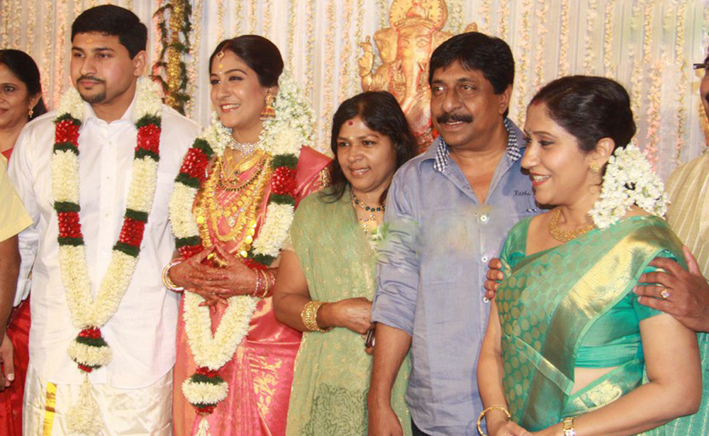 Samyuktha Varma Wedding Photos
