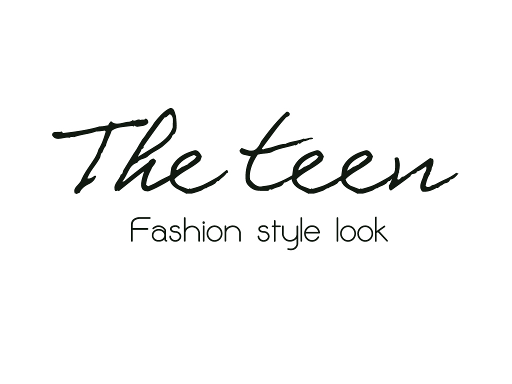 Teen Fashion Style Look