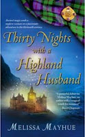 Thirty Nights With A Highlander Husband by by Melissa Mayhue