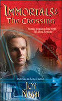 The Immortals: The Crossing by Joy Nash