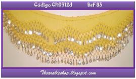 Caderín sencillo Amarillo
