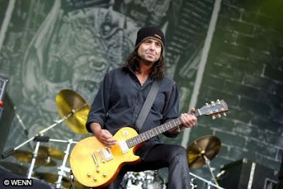 Phil Campbell, Motorhead guitarist, phil campbell birthday may 7