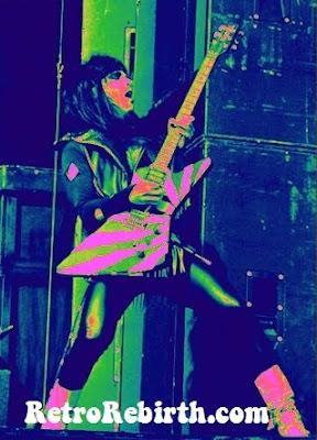 Mick Mars, Motely Crue Guitarist, Mick Mars Birthday April 3