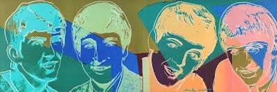 Beatles, John Lennon, Paul McCartney, George Harrison, Ringo Starr, Beatles History, Psychedelic Art, Beatles Psychedelic, Beatles 1967, Andy Warhol