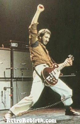 Pete Townshend, The Who Guitarist, Pete Townshend Birthday May 19, Pete Townshend Picture, Pete Townshend Mod