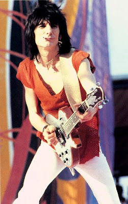Ronnie Wood, Ron Wood, Rolling Stones Slide Guitar, Ron Wood Birthday June 1