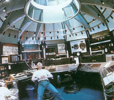Vince Clarke Studio, Vince Clarke Birthday July 3