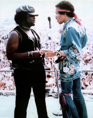 Jimi Hendrix, Buddy Miles, Newport 69 Festival, Newport Pop Festival 1969