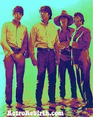 Beatles, John Lennon, Paul McCartney, George Harrison, Ringo Starr, Beatles History, Psychedelic Art, Beatles Photos
