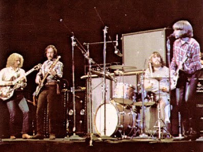 CCR, Credence Clearwater Revival, Denver Pop Festival June 27 - 29, 1969