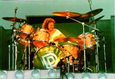 Ian Paice, Deep Purple Drummer, Ian Paice Birthday June 29