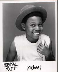 Michael Grant, Musical Youth