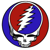 Grateful Dead 1991, Steal Your Face