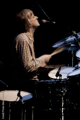Jim McCarty, Yardbirds Drummer