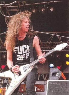 James Hetfield, Metallica, James Hetfield Birthday August 3