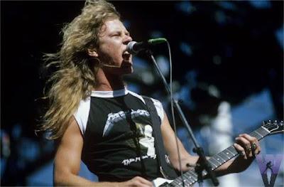 James Hetfield, Metallica, James Hetfield Birthday August 3