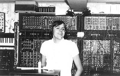 Klaus Schulze, Synth