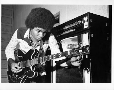 Tito Jackson, Jackson 5, Tito Jackson Guitar