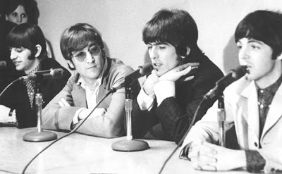 the beatles, beatles press conference