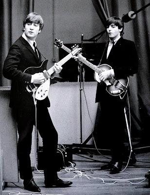 Beatles, John Lennon, Paul McCartney