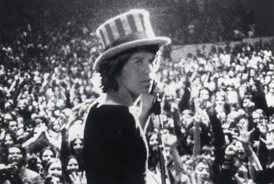 Mick Jagger, Rolling Stones, Gimme Shelter