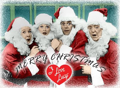 I Love Lucy, I Love Lucy Christmas Special, Lucille Ball