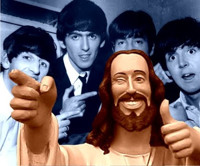 Beatles, beatles bigger than jesus christ