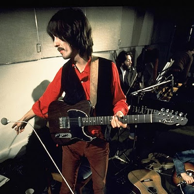 George Harrison, Beatles Get Back Sessions