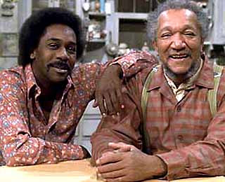 sandford and son, red foxx