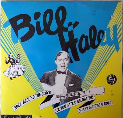 Bill Haley, Rock Around The Clock