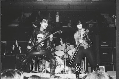 Kiss, Kiss Live 1973, Kiss Coventry Club