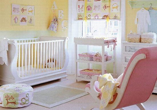 Modern Furniture Baby Bedroom Set