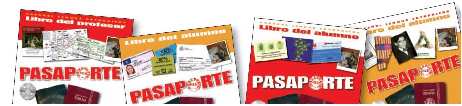 Pasaporte ELE