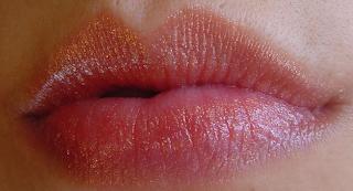 Oriflame Power Shine Hot Peach