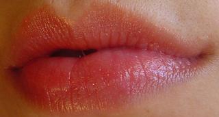 Oriflame Power Shine Peach Nectar