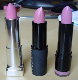 Maybelline Color Sensational Pink
