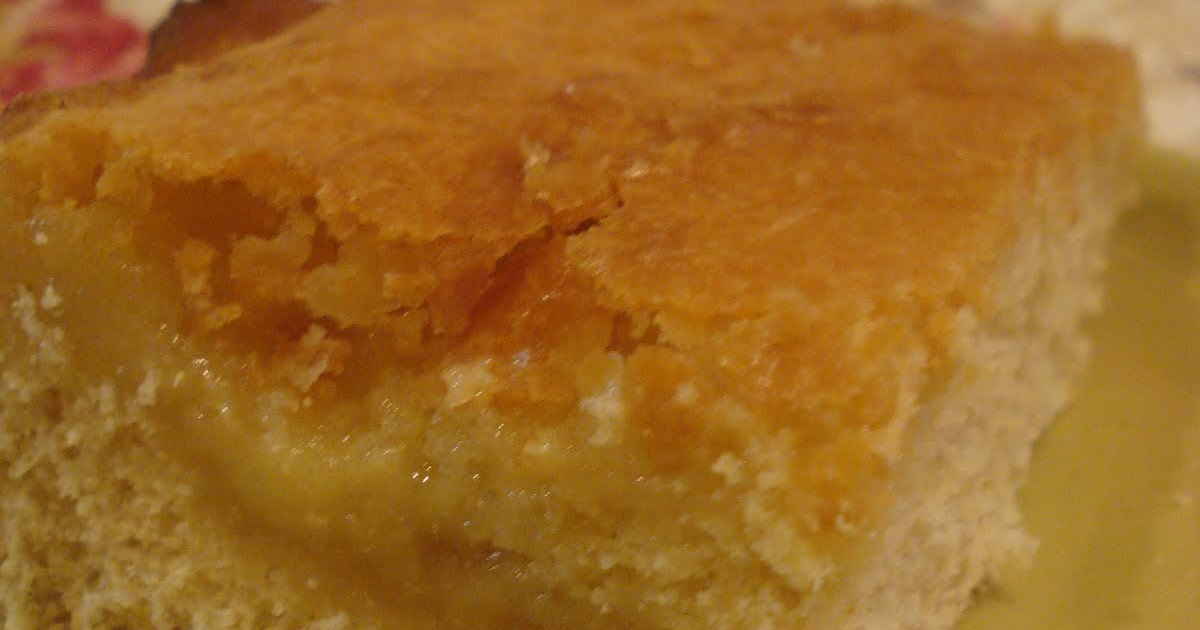 The Cookie Scoop: Philadelphia German Butter Cake