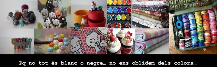 pq no tot és blanc o negre... ens oblidem dels colors!