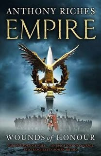 Falcata Times: HISTORICAL FICTION REVIEW: Empire: Wounds of Honour ...