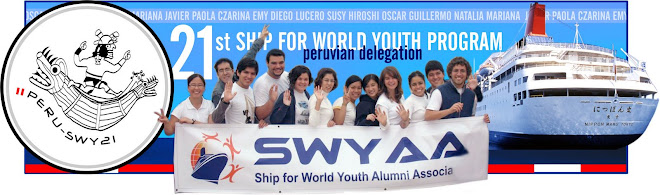 The 21st Ship for World Youth Program