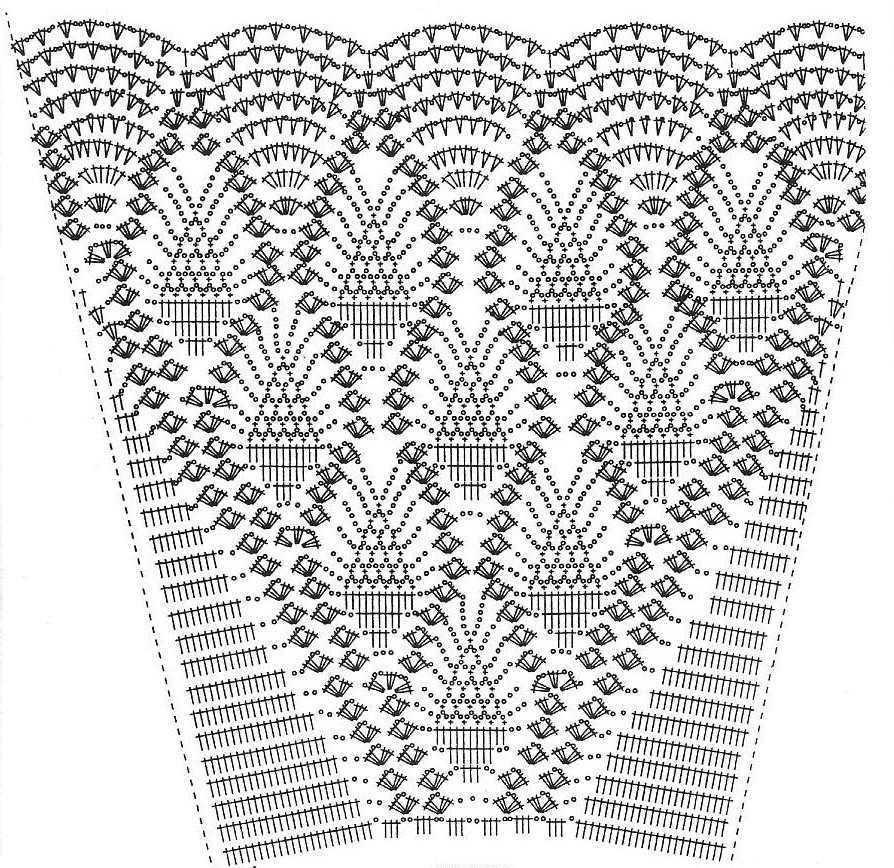 Free Download Crochet Patterns With Diagrams : CROCHET PINEAPPLE PATTERN - Crochet Club