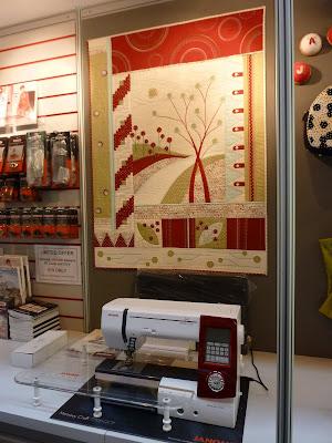 Lollipop Tree Quilt Pattern