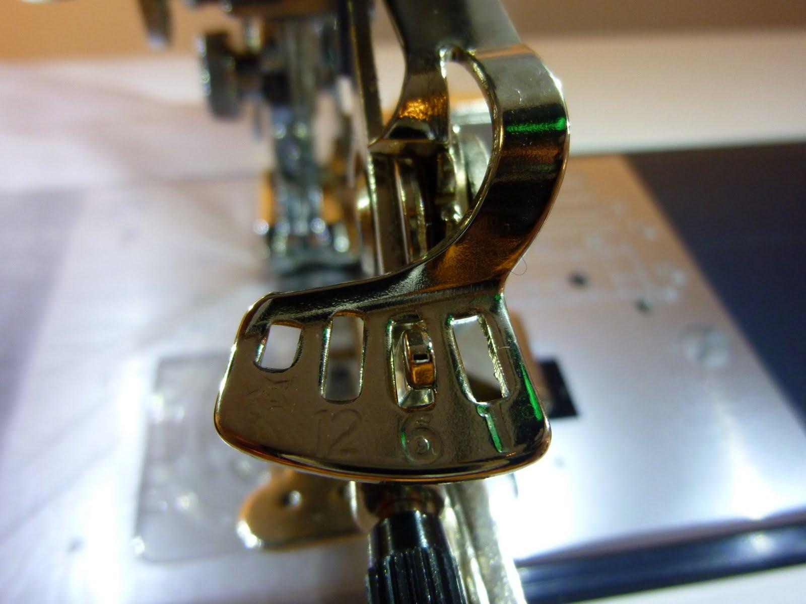 Sew Janome: A wonderful attachment.... the Ruffler!!!!