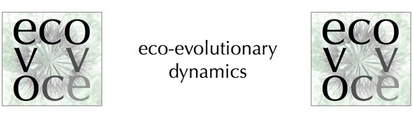 Eco-Evo Evo-Eco