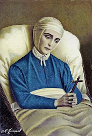 Augustinian nun - Blessed Anne Catherine Emmerich