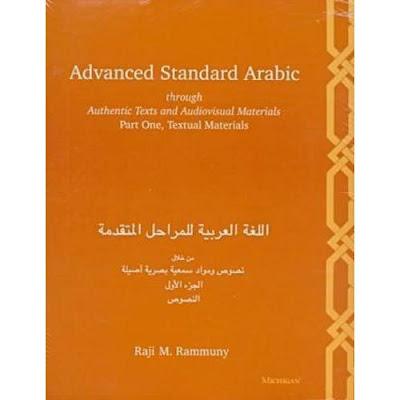 Advanced+Standard+Arabic+through+Authentic+Texts